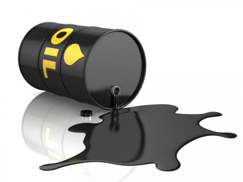 heating oil tank leak