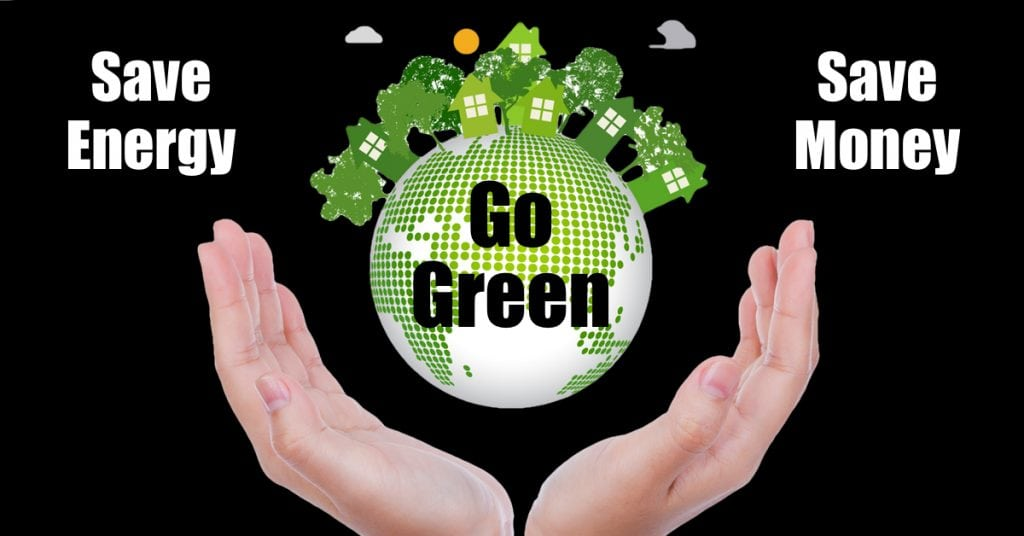 25 Simple Ways To Go Green
