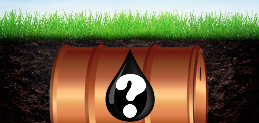 How to Find an Underground Oil Tank
