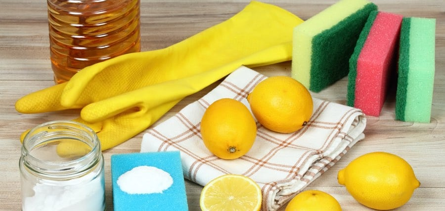 Eco-Friendly Kitchen Cleaning Tips
