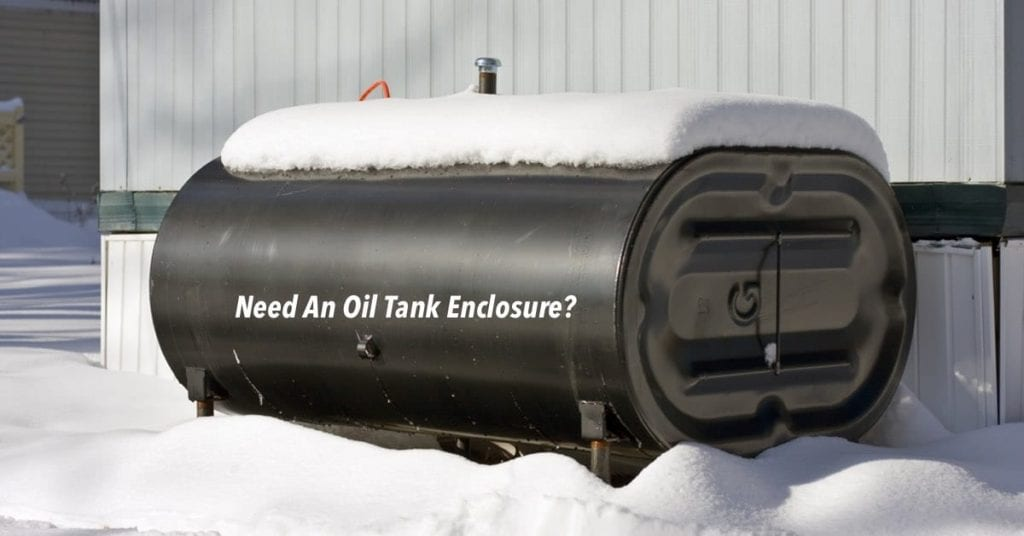 Above Ground Oil Tank Enclosures Tubs And Covers