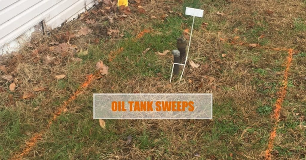 Oil Tank Sweeps NJ – Reliable and Trusted