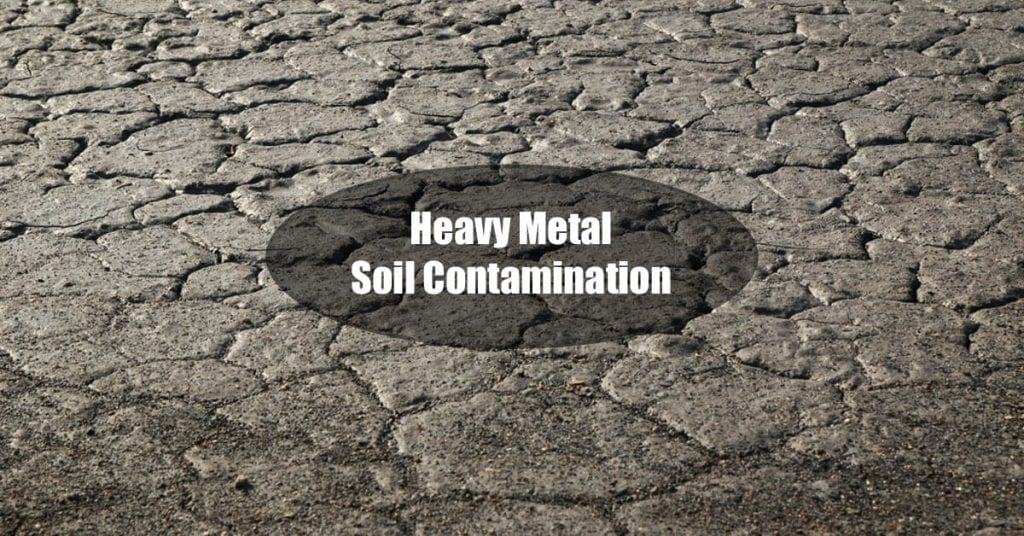 Soil Testing for Contamination, Arsenic, Mercury, Lead, Cadmium & more