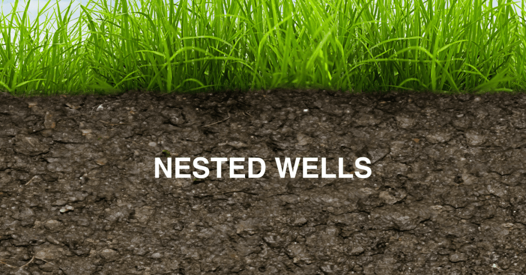 nested wells