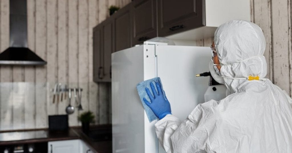 5 Tips: COVID Cleaning and Disinfecting Facilities after Exposure